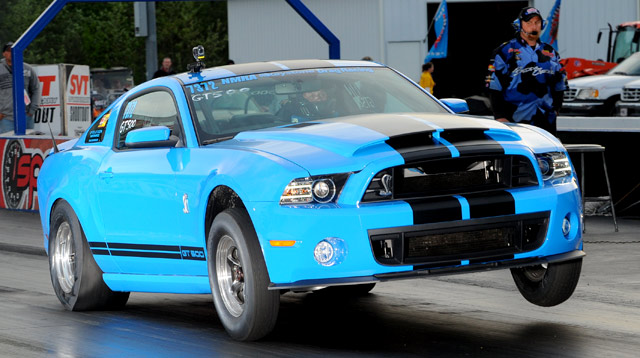 Evolution Performance GT500