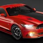 Steeda Developing 2015 Mustang Parts