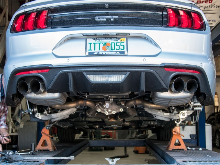 2018 Mustang GT Steeda Drag Car, Part 3: Rear Gear Ratio