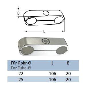 Haltegriffverbinder A4