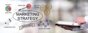 Mixed marketing strategies