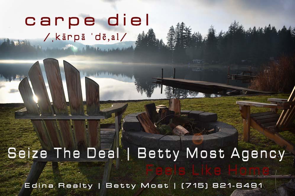 Carpe Di-el, Seize the Deal