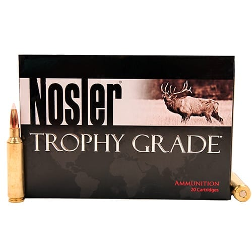 Nosler 6.5-284 Norma 130gr AB (20 rounds)