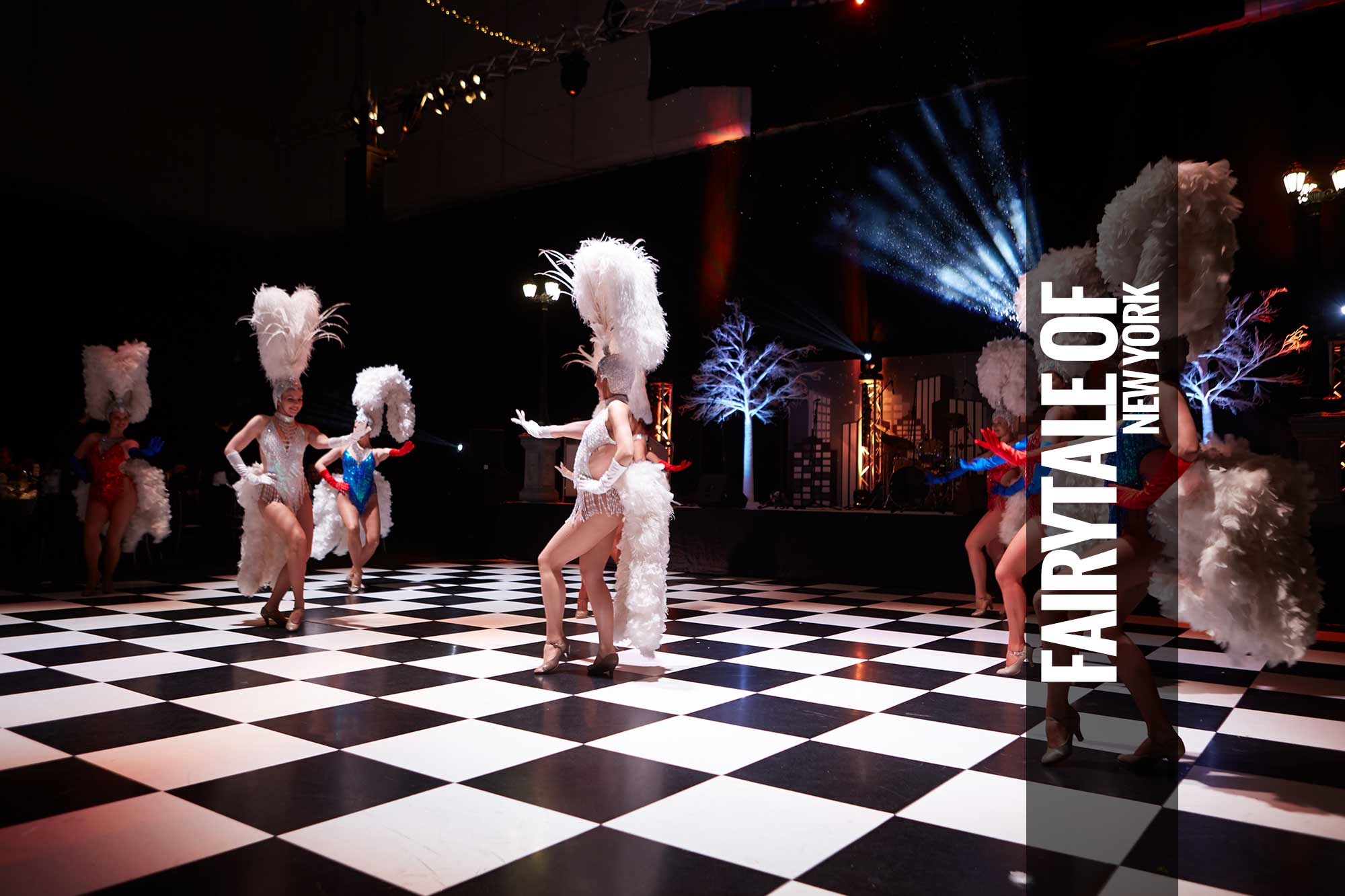 Fairytale Of New York Themed Events Amp Parties