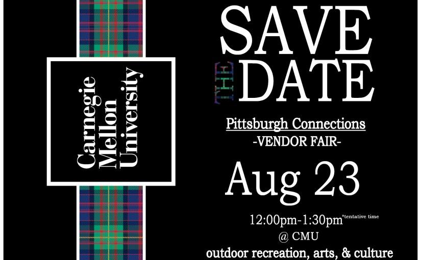 Carnegie Mellon University Pittsburgh Connections Fair