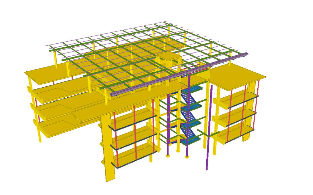 Soleil Office- Architectural Development