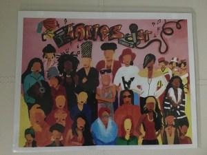 Ladies 1st KLT Art by Kendro