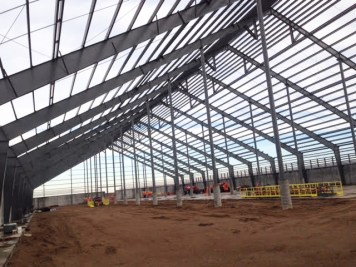 Grain Storage Facility 3