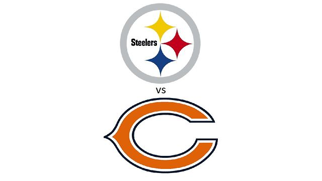 Image result for Pittsburgh Steelers vs. Chicago Bears