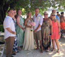 steele at wedding
