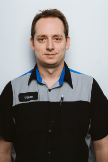 Graham Jones - Service Technician