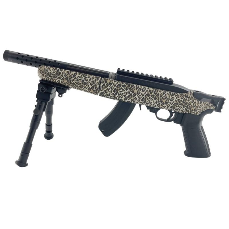 Ruger Charger .22LR Takedown Leopard Pistol