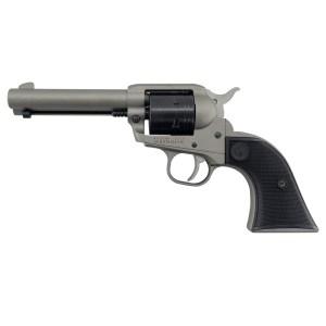 Ruger Wrangler .22 LR Silver Cerakote