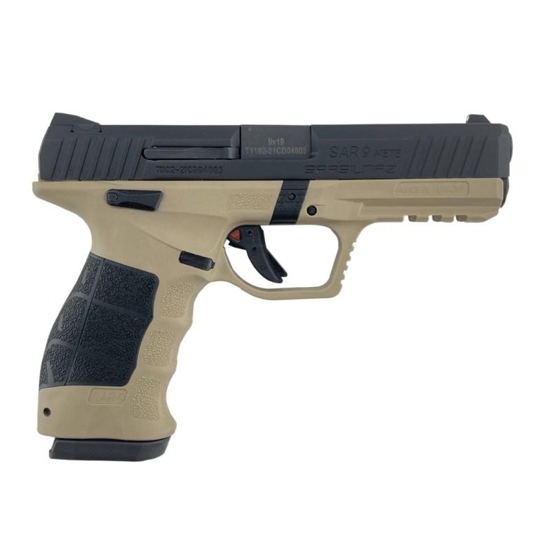 SAR USA SAR9 Mete Safari 9MM Pistol