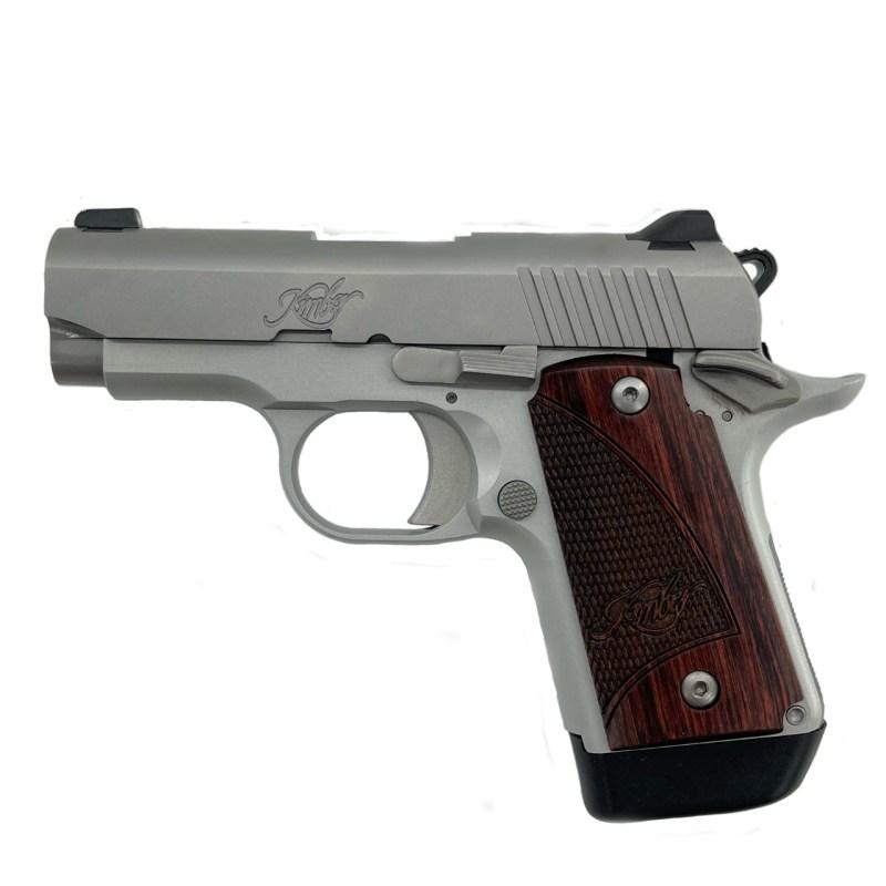 Kimber Micro 9MM Pistol - Stainless