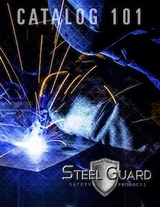 Steel Guard Safety Full Barrier Protection Product Catalog with Features, Benefits, & Part Numbers