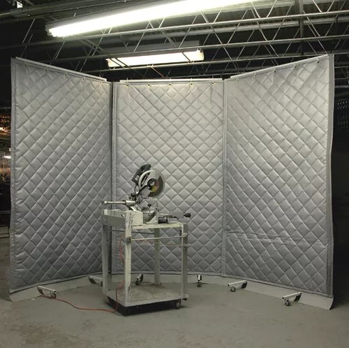 Industrial Noise Control Soundproofing Curtains Amp Barriers