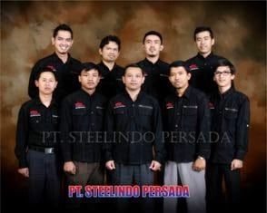 About PT. STEELINDO PERSADA