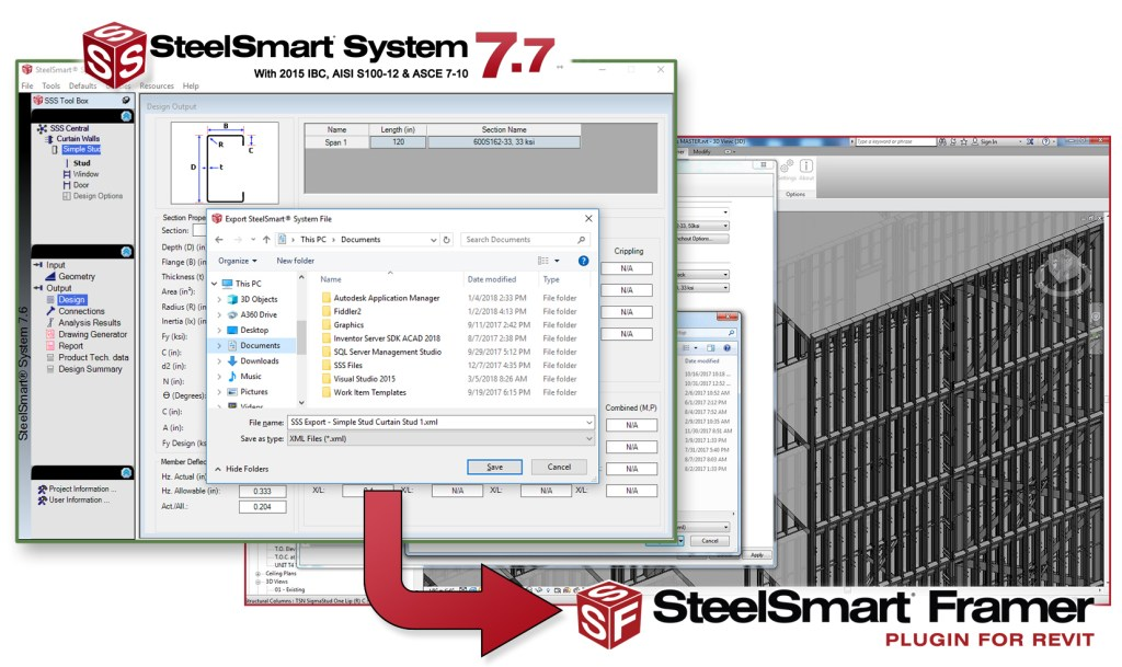 Cold Formed Steel Software