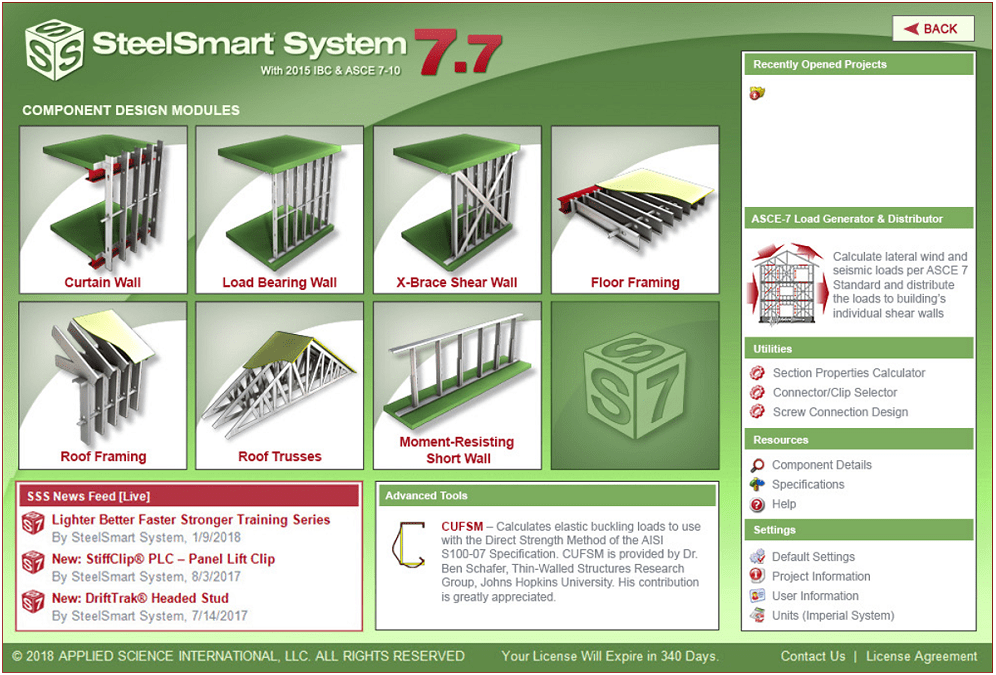 What's New with SteelSmart System 7.7