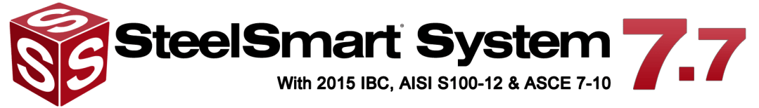 SteelSmart System - Light Steel Framing Design Software