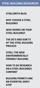 Steel Building Resources