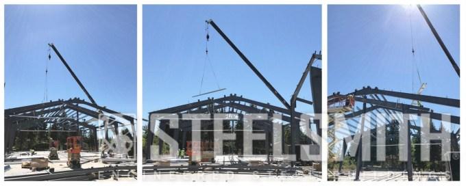 metal building erectors