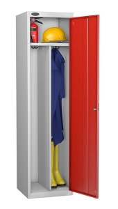 probe-red-locker-for-clean-and-dirty-environment