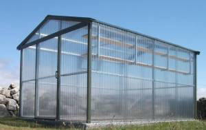 Custom Built Greenhouses