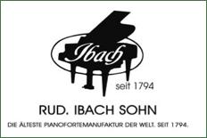 Ibach Piano's en Vleugels
