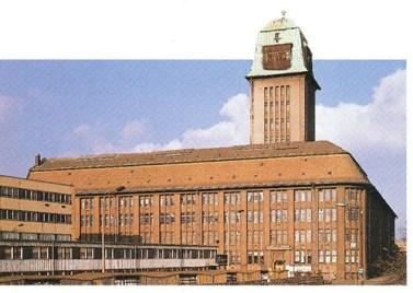 Rönisch fabriek