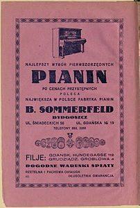 Adv Sommerfeld 1930