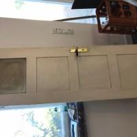 Original-Tür aus den 20-er Jahren