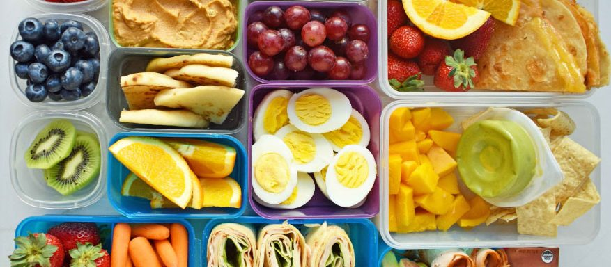 Avoid the Sandwich Rut: Back to School Lunch Ideas