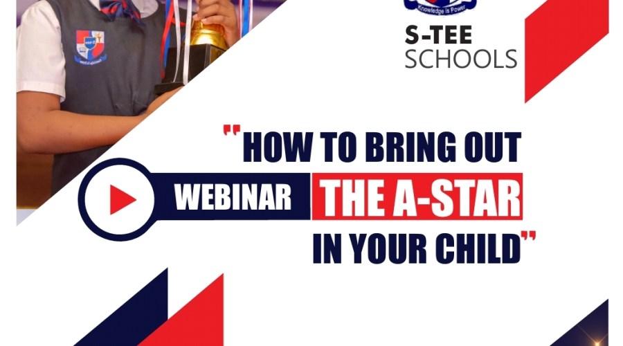 S-TEE Parents Webinar