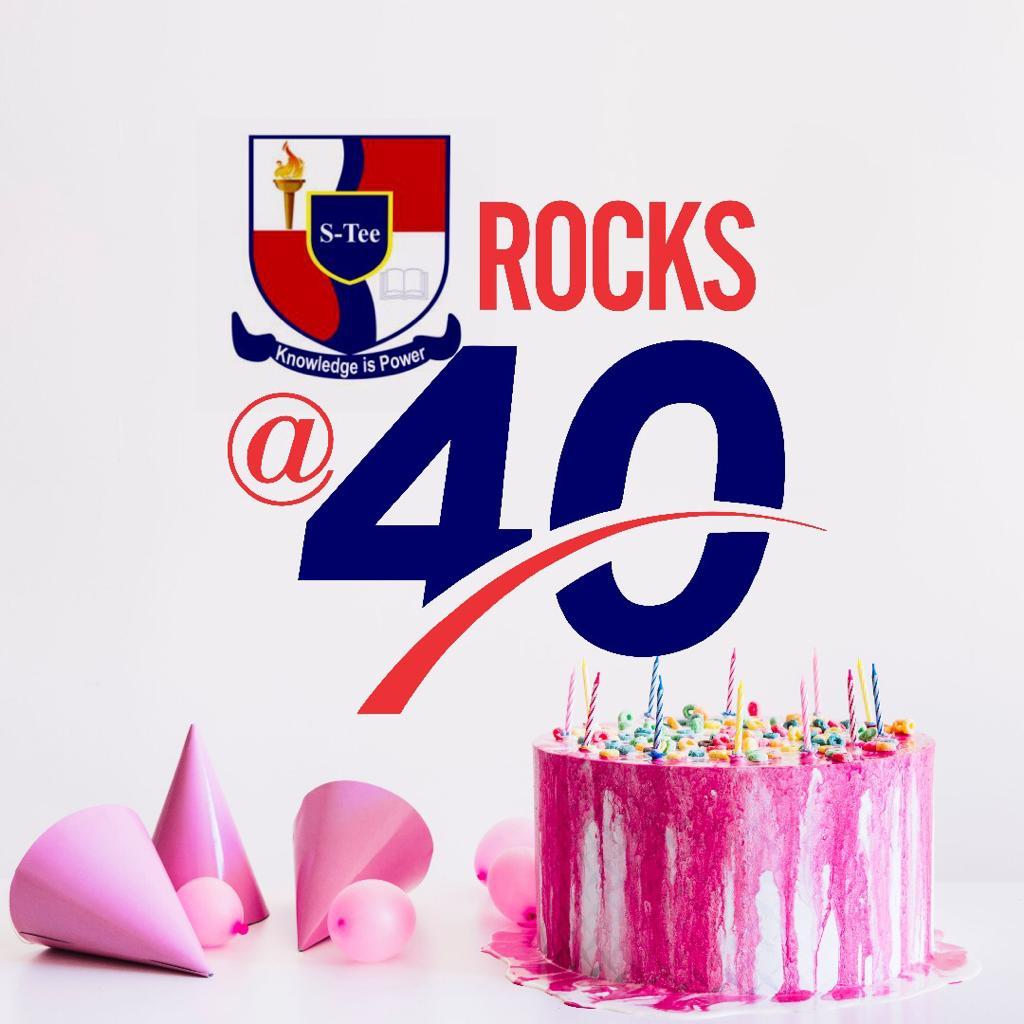 S-TEE rock at 40