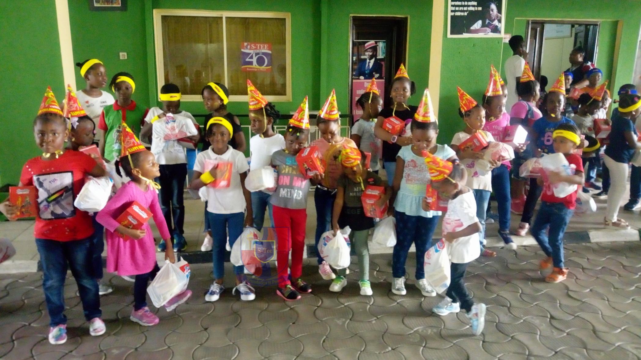S-TEE Children's Day