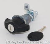 E3 Vise Action Lockable