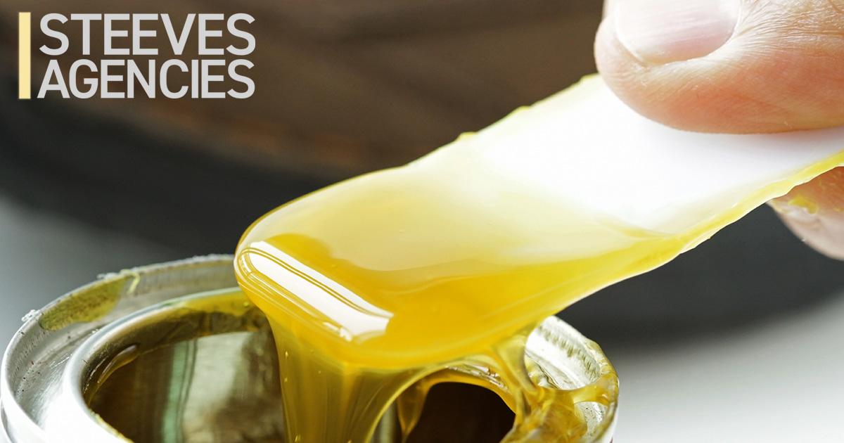 Adhesives close up Steeves Agencies