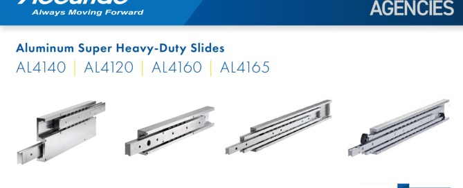 Accuride Heavy Duty Slides