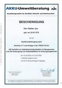 Stefan_Joa_AKKU_Umweltberatung_Zertifikat
