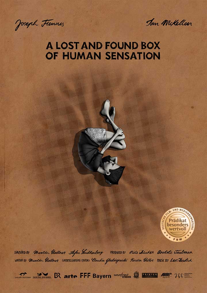 a-lost-and-found-box-of-human-sensation-poster