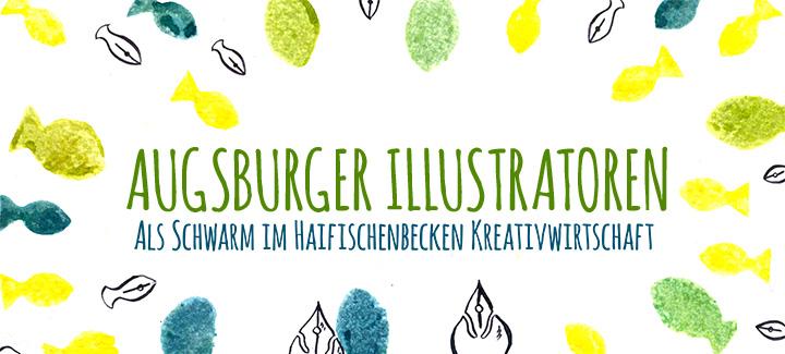 Einladung  Netzwerk Augsburger Illustratoren