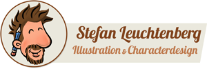 Logo Stefan Leuchtenberg Illustration