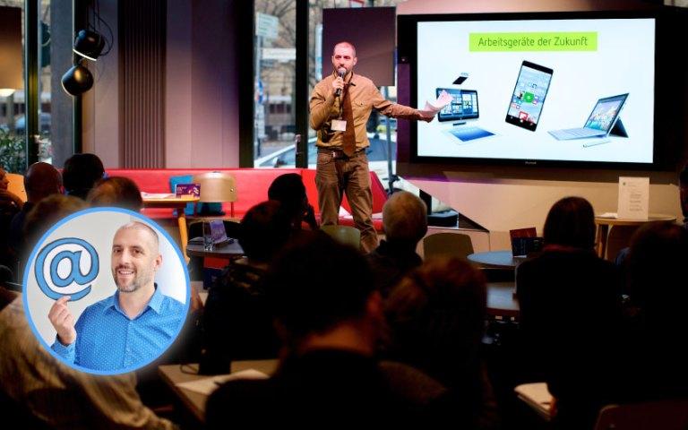 Stefan Malter über Digitale Bildung
