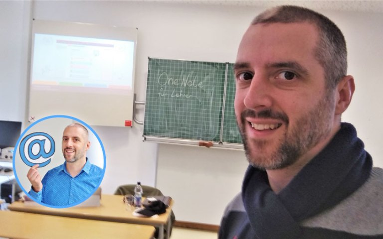 Lehrerfortbildung mit Stefan Malter