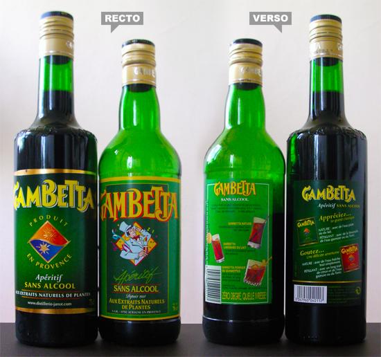 Gambetta l ap ritif sans alcool st fane guilbaud for Alcool de verveine maison