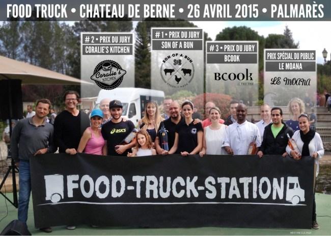 Food Truck Station Berne Var