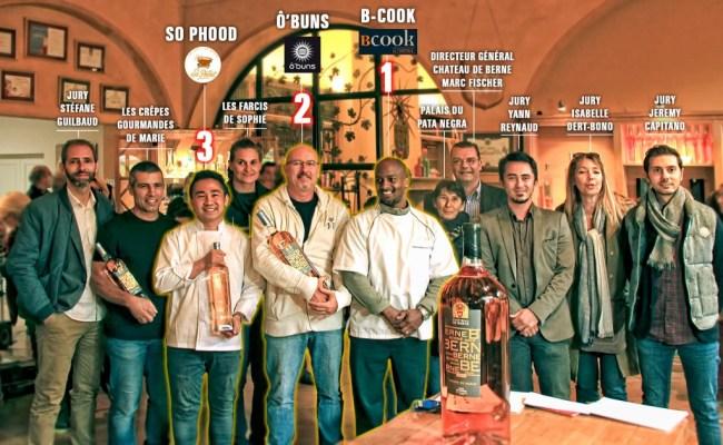 PALMARES BERNE 3e FESTIVAL FOODTRUCK