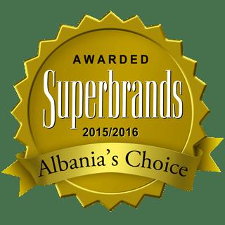 Superbrands Award for 2015 & 2016